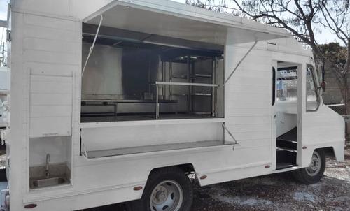 food truck venta /renta excelente estado listo para trabajar