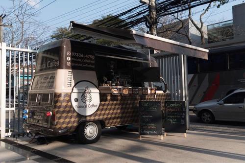 food truck volkswagen kombi 2005