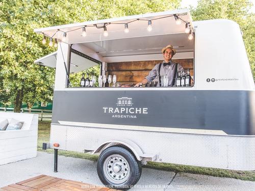 food truck wine truck homologado patentable