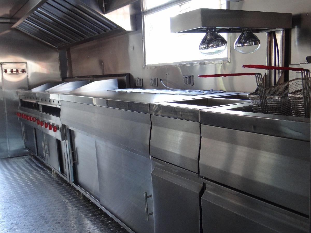 Food trucks en mercado libre for Freidoras a gas medellin
