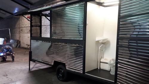 food trucks , con baño