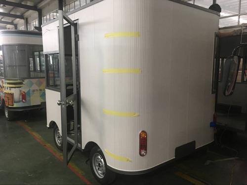 food trucks eléctricos  (100% ecológicos, larga autonomía)