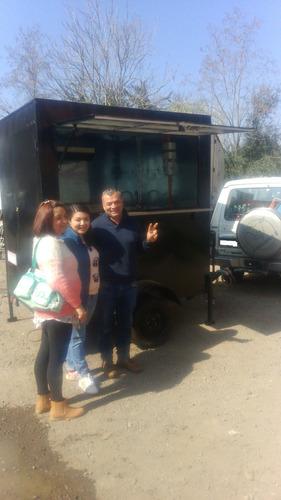 food trucks equipados 100% estructurados