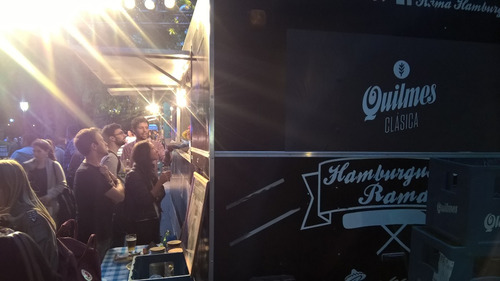 food trucks eventos cheff monton