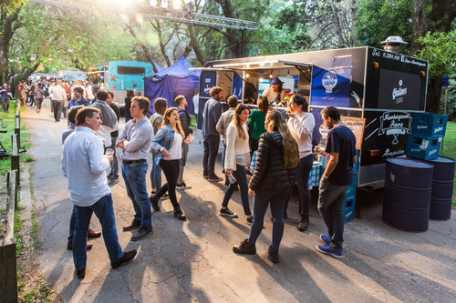 food trucks eventos ramahamburguesas