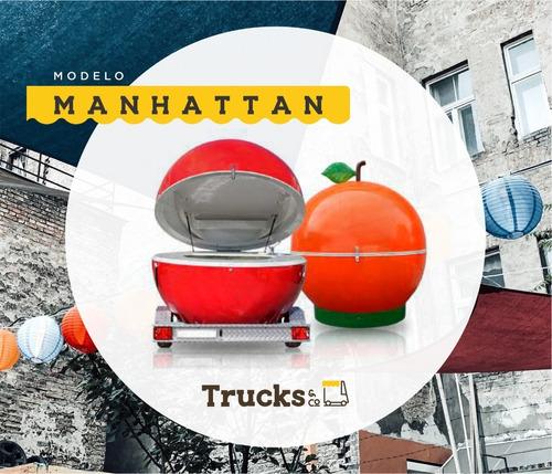 food trucks manhattan (trailer)