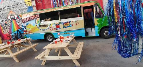 food trucks micro