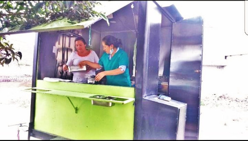 food trucks remolque de oportunidad muy rentable