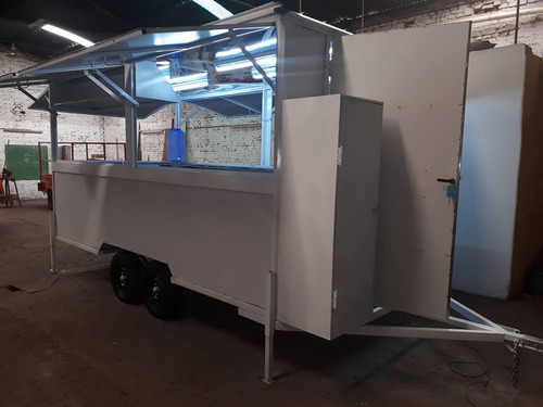 food trucks totalmente equipado