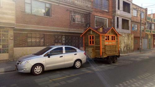 food trucks trailer vendo permuto