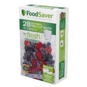 foodsaver 28 bolsas diminuto