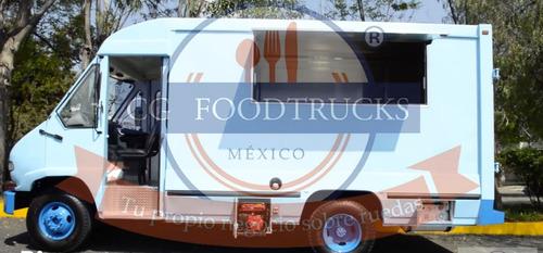 foodtruck amplio en venta o renta