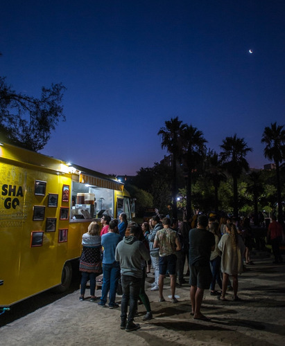 foodtruck carroceria modificada 2017, carros de comida