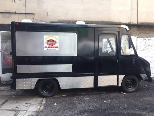 foodtruck chevrolet vanette nuevo 2003