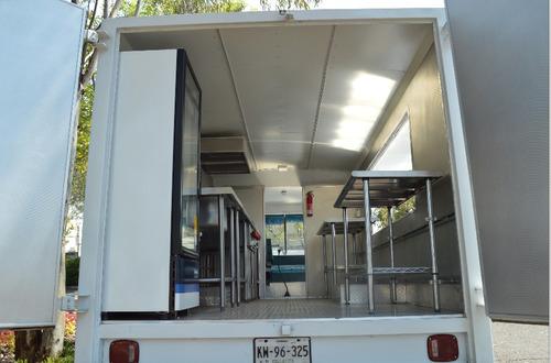 foodtruck equipado en venta o renta