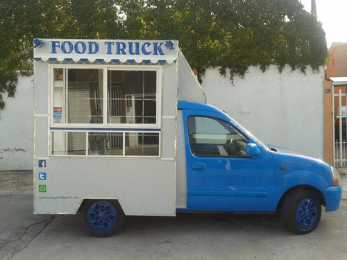 foodtruck lonchera remolque para tacos