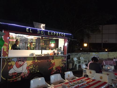 foodtruck remolque 2017