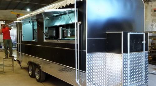 foodtruck trailer gastronómico