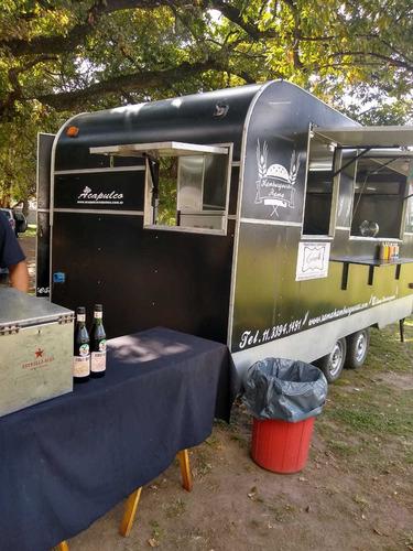 foodtrucks trailer gastronómico