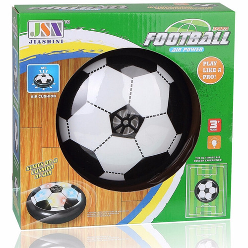 foot ball air power soccer, balon para futbol de aire,pelota