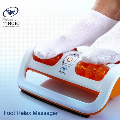 foot relax massager relax medic