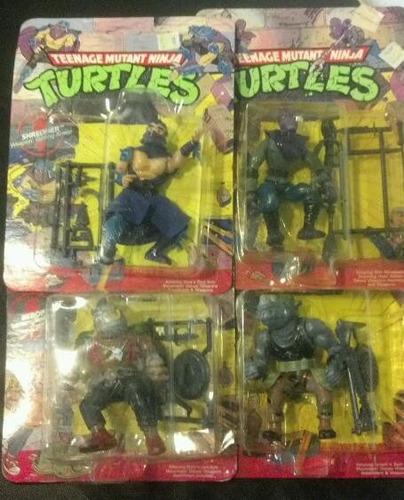 foot soldier - tmnt - tortugas ninjas no playmates