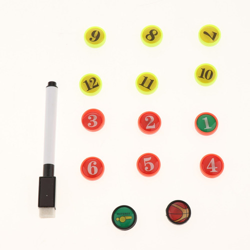 football basketball coaching board magnetic soccer strategy