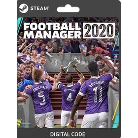 Football Manager 2020 - Pc - Steam Key Codigo Digital