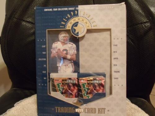 football trading card kit 1996 ud envio gratis!!! kikkoman65