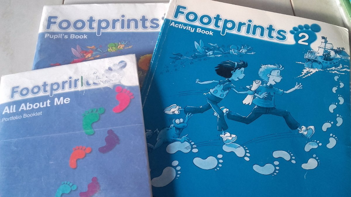 Footprints 2 pupils book y activity book oferta 21000 en cargando zoom gumiabroncs Images