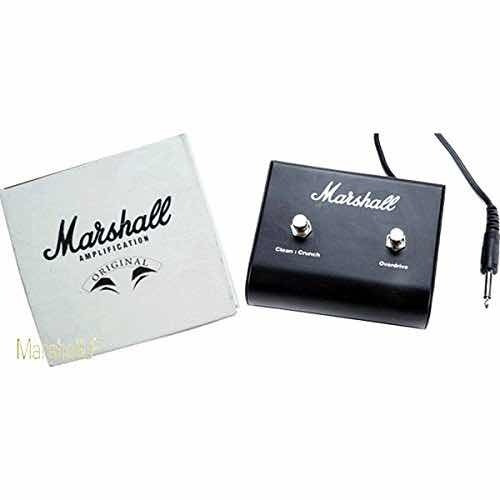 footswitch marshall pdl-90010 confirmar existencia