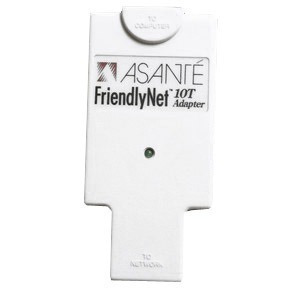 for apple asante frendlynet 10t adapter