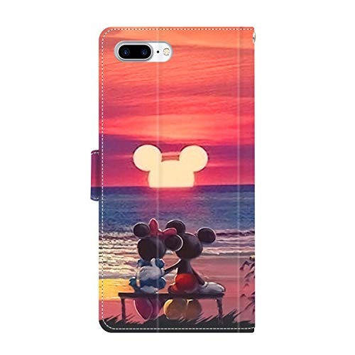 multiple colors c4100 00572 For iPhone 7 Plus, iPhone 8 Plus Wallet Case Mickey Mouse S