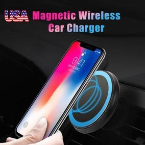 df8680d3f90 For iPhone 8 Plus 8 - Qi Wireless Coche Cargador Magnét-2311