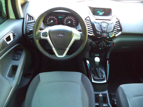 for new ecosport freestyle 1.6 flex 2015 único dono