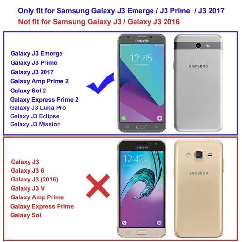 Sol Samsung Galaxy J3 Emerge - Bikeriverside