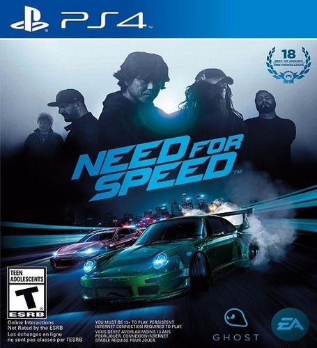for speed ps4 need