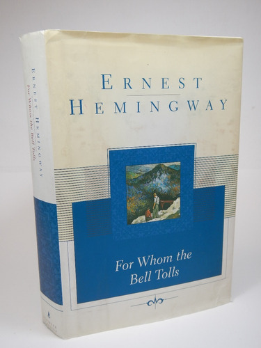 for whom the bell tolls ernest hemingway d8