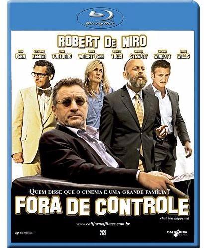 Fora De Controle - Blu-ray - Robert De Niro - Sean Penn - R$ 20,00 em  Mercado Livre