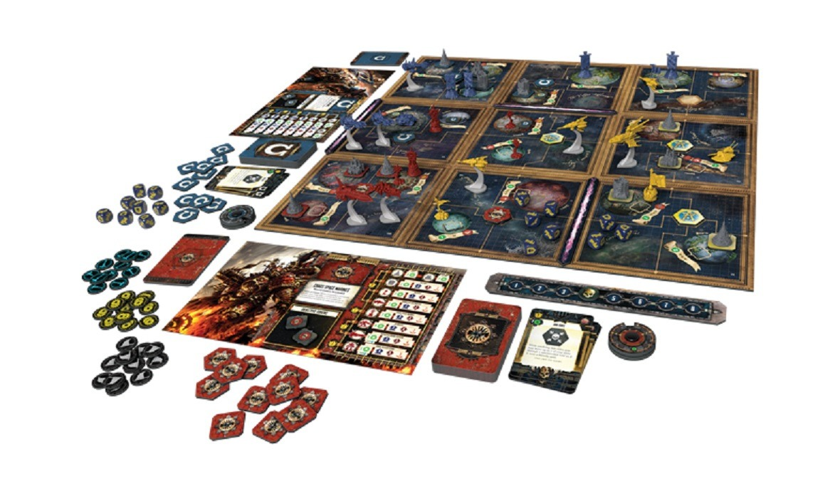 Forbidden Stars Juego De Mesa En Espanol Warhammer 40k 8 490 00