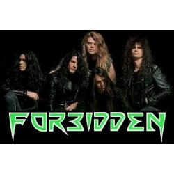 forbidden - twisted into form - exodus overkill testament