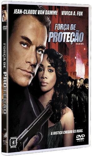 força de proteção dvd