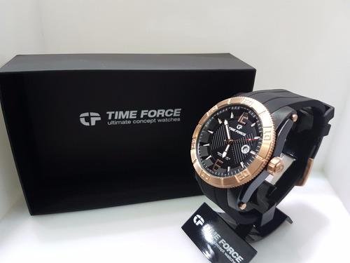 force hombre reloj time