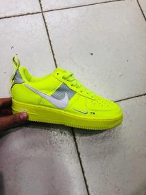zapatillas nike fluorescentes