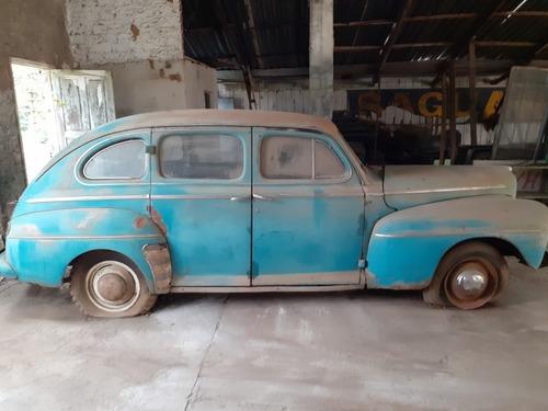 ford 04 portas de luxe