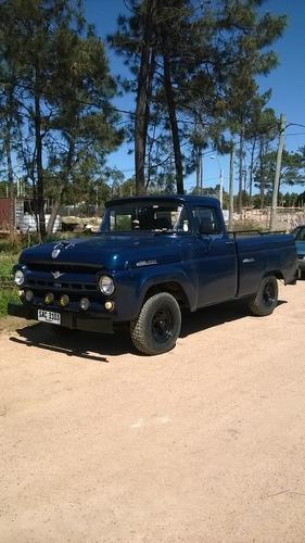 ford 100 camioneta