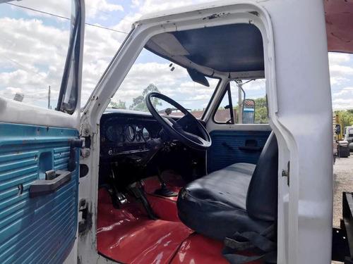 ford 11000 basculante motor mercedes