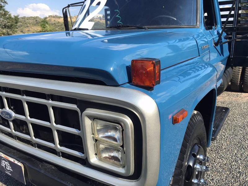 ford 11000 f11000 nao é f14000  fs caminhões