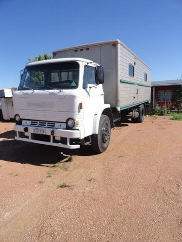 ford 1311  con furgón