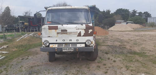 ford 1311 c/volcadora